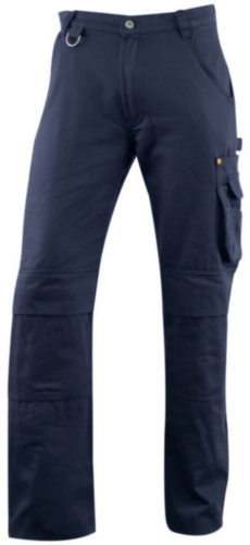 Triffic Worktrouser SOLID Marine blue 45