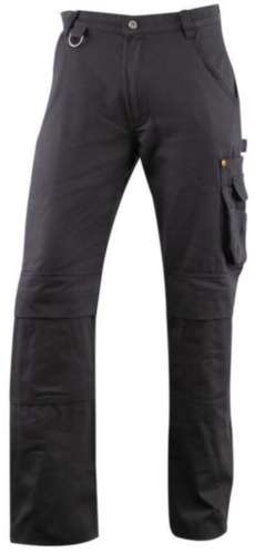 Triffic Worktrouser SOLID Anthracite 57