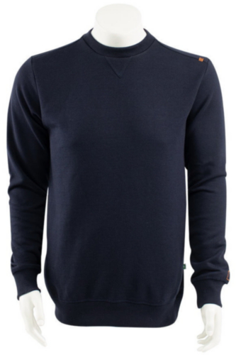 Triffic Sweater EGO Marine blue L