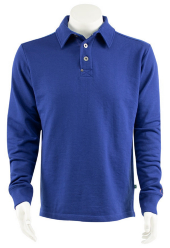 Triffic Polo sweater SOLID Cornflower blue S