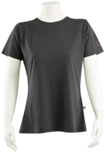 Triffic T-shirt EGO Anthracite S