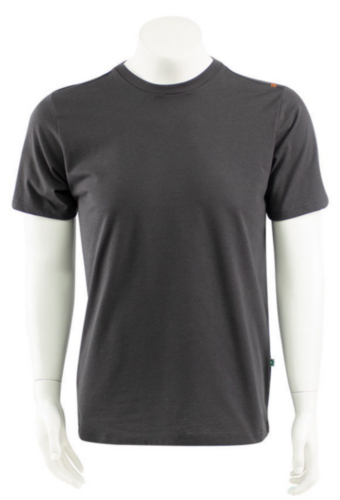 TRIF MAN T-SHIRT EGO ANTHRACITE M
