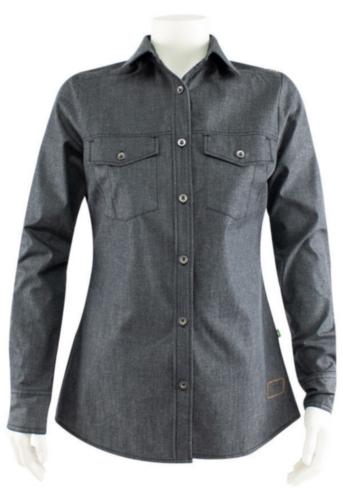 Triffic Shirt STORM Denim black XS