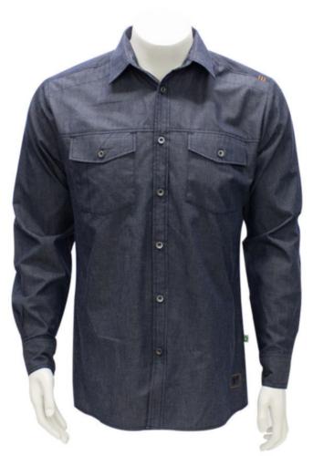 Triffic Shirt STORM Denim blue 3XL