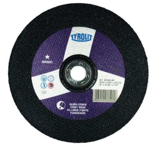 Tyrolit Grinding disc 178X8,0X22,23
