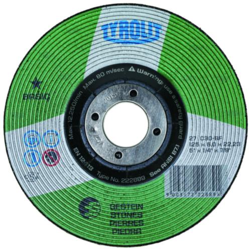 Tyrolit Disco desbarbado 230X7X22,23