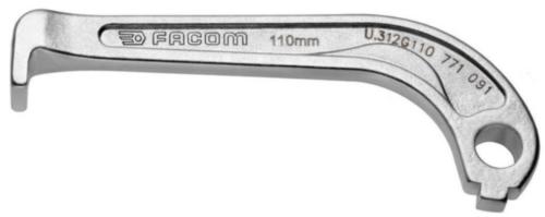 FAC MOUNTING LEGGED U.312G160 160MM