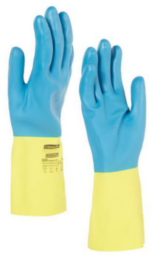 Jackson safety Chemical resistant gloves 8