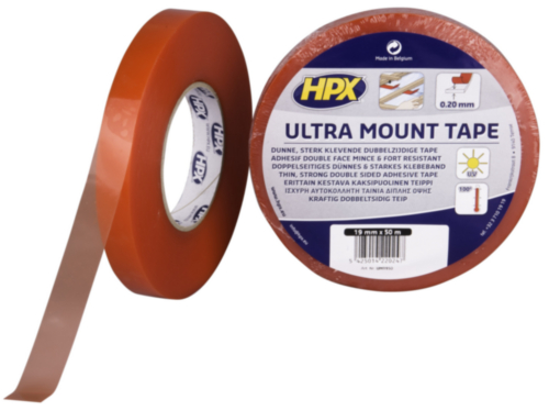 HPX Double coated foam tape 19MMX50M UM1950