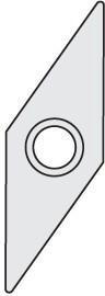 Pramet Wisselplaat VCMW VCMW110304:T5305