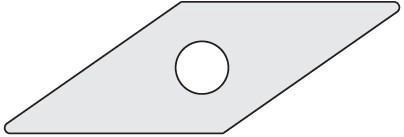 Pramet Insert VNGA CER 160408T01020:TC100