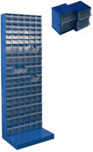 Fabory Approved Tipping bins cabinets