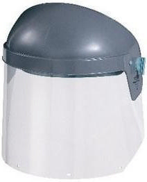 Sperian by Honeywell Visor Supervizor polycarbonate screen Clear