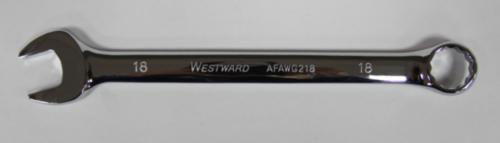 Westward Combination spanners 18MM