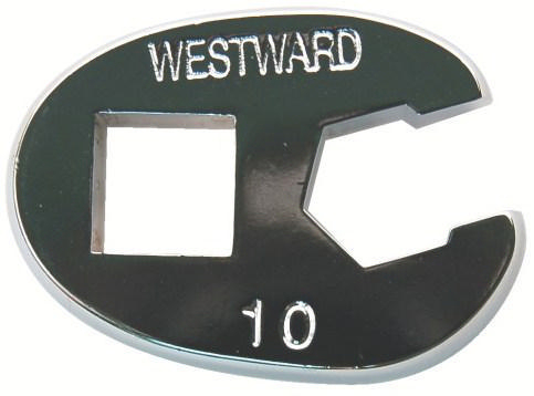 Westward Embout à fourche 10 MM