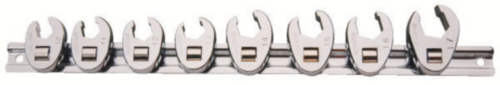 Westward Kraaienvoet sleutels 9 PCS MET