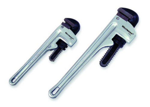 WEST PIPE WRENCH SET               2 PCS