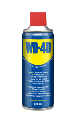 WD-40 Lubricant oil 400