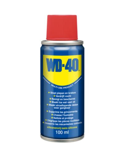 WD-40  Nettoyants et dégraissants  100 ml
