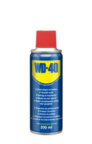 WD-40  Nettoyants et dégraissants  200 ml