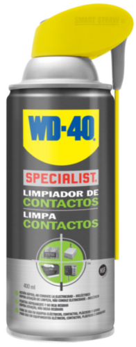 WD-40 Spray Limpeza de contactos 400 ml