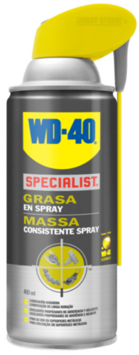 WD-40 Spray lubrificante Massa consistente 400 ml
