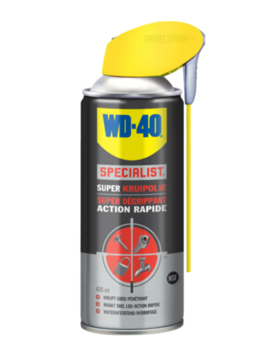 WD-40 Specialist® Super penetrating oil Smart Straw 400