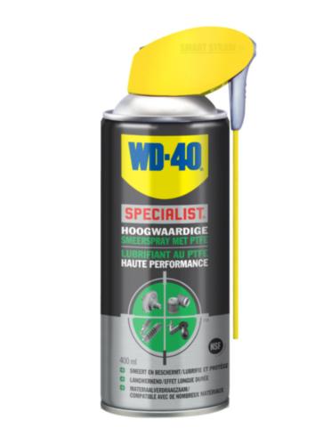 WD-40 Smeerolie Hoogwaardig met PTFE 400 ml