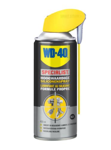 WD-40 Siliconenspray Aerosol High Performance 400 ml