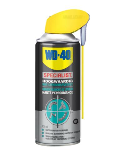 WD-40 Lithium-spuitvet Hoogwaardig 400 ml
