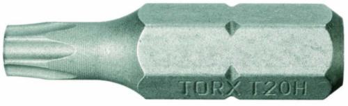 MF BIT 1/4 L=25 TORX     TORX TX 20 A2PC