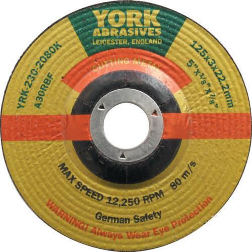 York Cutting wheel 180X3X22MM
