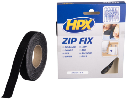 HPX Páska so suchým zipsom 20MMX5M Z2005L