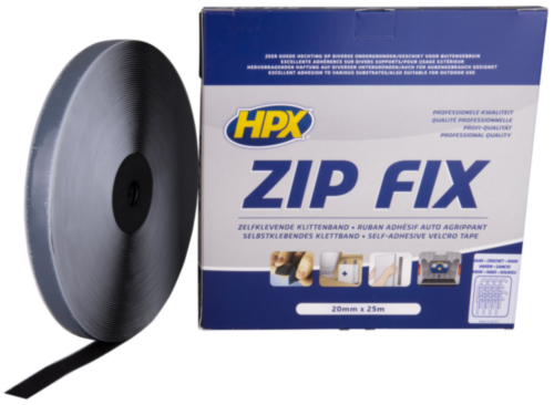 HPX Velcro tape 20MMX25MM Z2025H