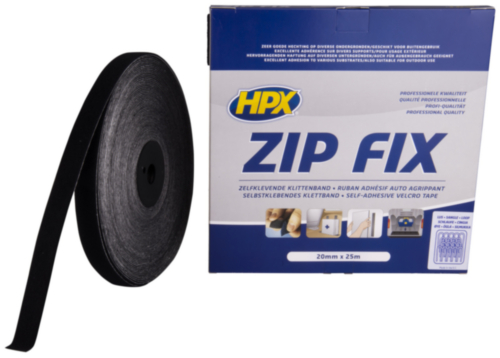 HPX Velcro tape 20MMX25MM Z2025L