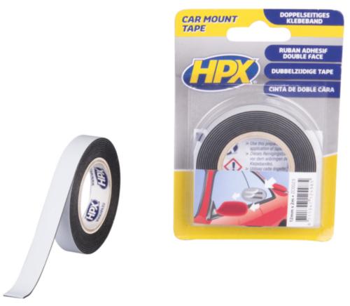HPX Dvojitě potažená pěnová páska 12MMX2M
