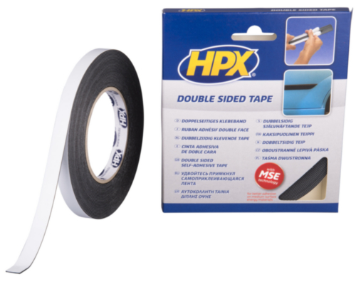 HPX Dvojitě potažená pěnová páska 12MMX10M