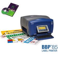 Brady Label printer +MW BBP85-QWERTY