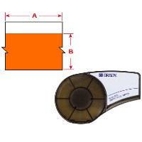 Brady Ruban de vinyle M21-500-595-OR