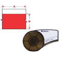 Brady Vinyl tape M21-750-595-RD
