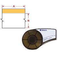 Brady Cartridge M21-1500-427-WT-C