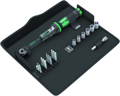 WERA TORQUE WRENCH A 6 SET 1