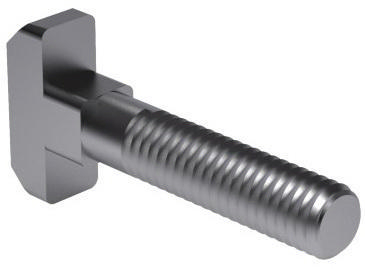 T-head bolts with square neck