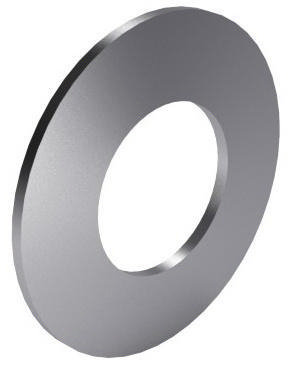 Disc spring for critical applications Steel 50 Cr V4 Werkstoffnr. 1.8159 Phosphated 40X20,4X2,5MM