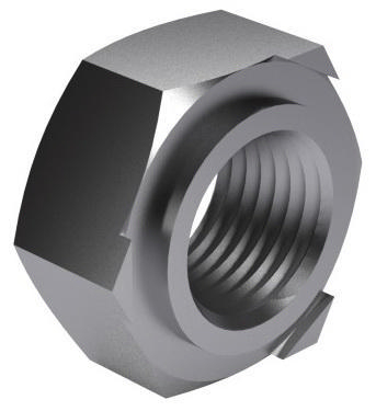Hexagon weld nut DIN 929 Stainless steel A2 M3