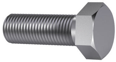 Heavy hexagon head structural bolt UNC ASME B18.2.6 Carbon or alloy steel ASTM F3125 Plain Gr.A325 Type 1