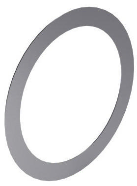 Shim ring DIN 988 Stainless steel A2 h=1,5mm