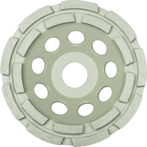 Klingspor Diamond cup grinding wheel 100X8,5X22,23