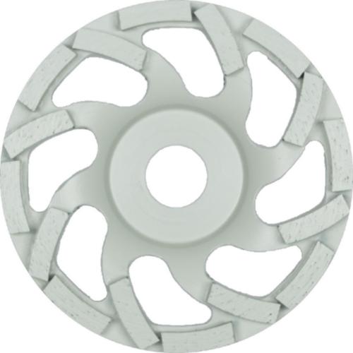 Klingspor Diamond cup grinding wheel 125X7,2X22,23