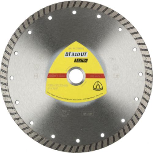 Klingspor Meule-boisseau diamantée DT 310 UT 125X2X22,23